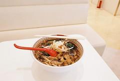 (bobby stokes) Tags: nikonfm2 natura1600 natura fujifilmnatura1600 fujicolornatura1600 1600 film analogue 35mm ramen noodles lunch