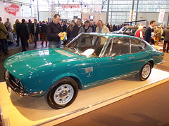 FIAT Dino Coup 2000 1968 (Zappadong) Tags: auto classic car automobile 2000 dino fiat voiture coche classics oldtimer 1968 bremen oldie carshow coup motorshow youngtimer automobil 2015 oldtimertreffen zappadong