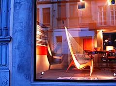 schner wohnen (barmicity) Tags: design schaufenster altstadt antwerpen beleuchtung