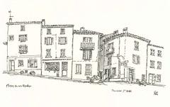 Rue République et Traverse Saint Michel