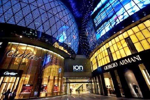 Thiên đường mua sắm Orchard Road ở Singapore