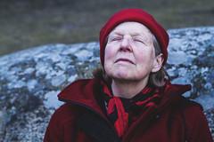 Grandma (lina sodergren) Tags: portrait people nature colors colorfull colourfull portrtt