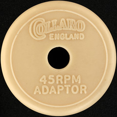 COLLARO (Leo Reynolds) Tags: ebay centre vinyl center turntable inner single adapter record squaredcircle jukebox middle disc spindle platter 45rpm insert adaptor xleol30x sqset116 xxx2015xxx