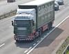 H6549 - PE12 LKG (Cammies Transport Photography) Tags: road park truck lorry lee eddie carlisle m6 flyover scania esl lkg stobart eddiestobart paighton r440 pe12 h6549 pe12lkg