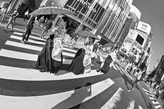 SHADOW (ajpscs) Tags: shadow bw white black blancoynegro japan japanese tokyo nikon shinjuku streetphotography monochromatic  nippon  blkwht grayscale  fisheyelens apieceofme d300 105mm  monokuro ajpscs daywalk streetsoul