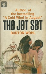 The Jet Set (Covers etc) Tags: design paperback cover bookcover 1960s mayflower