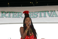 The Honorable South at French Quarter Fest 2015 Day 3, April 11