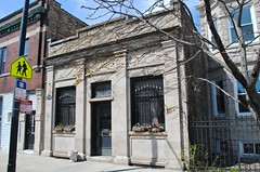 Former Lawyers Office (1920) (Cragin Spring) Tags: city urban usa chicago building illinois midwest unitedstates unitedstatesofamerica chitown il northside avondale oldbuilding chicagoillinois chicagoil windycity
