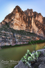 Rio Grande at Santa Elena Canyon
