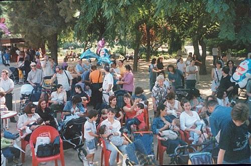 SMLM 2001 - II Fiesta de la Lactancia