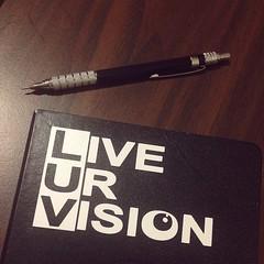 "LUV iz... ""Living yoUr Vision"" (communiTEEZ) Tags: buttons decals badges gotswing kettlebell luv liveurvision communiteez tshirts vneck heart logo branding independent heartofsekses luvizm"