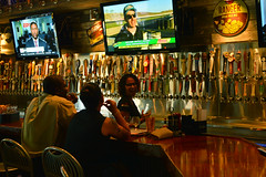 When making up ones mind becomes a challenge (radargeek) Tags: beer florida fl fortmyers gulfcoasttowncenter houseofbrewz