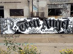 R.I.P. Teen Angel (UTap0ut) Tags: california art cali angel graffiti la los pain angeles rip teen socal cal graff doner chaka lod utapout