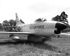F-86D-6 (San Diego Air & Space Museum Archives) Tags: aircraft f86d northamericansabre