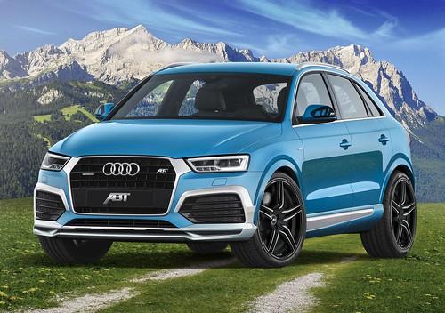 Audi Q3 от ABT Sportsline
