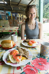 Breakfast in Yolosa