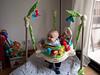 Jules s'amuse ! (Dahrth) Tags: baby smile toy raw sourire bébé jouet fisherprice μ43 lumixgf1 lumix20mm 20mmpancake gf120 lumixμ43 panasonicmicroquatretiers