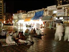 Man on the Souk of Abu Dhabi (thomaskrumm) Tags: street city girls by marina mall photography drive hotel dubai shot candid united uae millenium center emirates arab abu dhabi shootings tkrumm