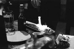 Flame-Cooked (g026r) Tags: 135film fuji fujineopan400 kmount k2 neopan neopan400 pentax pentaxk2 roll93b bw expired film gelatinsilver manualfocus panchromatic primelens pushprocess smcpentaxa50mmf14 toronto ontario canada