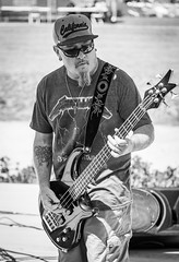7P7A7856 (Mark Ritter) Tags: drums guitar band bnw murrieta soop relayforlifebass