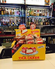 All the fun flavours! Come say hi, come get a cup of coffee and a teacake  @tunnockuk #Edinburgh #scotland #royalmile #cafe #lazyday (The City Cafe Edinburgh) Tags: city food bar scotland cafe edinburgh eating drinking diner citycafe instagram