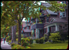 Little Italy 3-D ::: HDR/Raw Anaglyph Stereoscopy (Stereotron) Tags: urban toronto ontario canada architecture america radio canon eos stereoscopic stereophoto stereophotography 3d downtown raw control north citylife streetphotography kitlens twin anaglyph stereo quarter stereoview to remote spatial 1855mm littleitaly hdr province redgreen tdot 3dglasses hdri transmitter stereoscopy synch anaglyphic optimized in threedimensional hogtown stereo3d thequeencity cr2 stereophotograph anabuilder thebigsmoke synchron redcyan 3rddimension 3dimage tonemapping 3dphoto 550d torontonian stereophotomaker 3dstereo 3dpicture anaglyph3d yongnuo stereotron