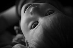 early evening [explored] (O.I.S.) Tags: boy portrait bw face gesicht dof child leo bokeh sw