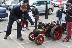 IMG_4558 (RichardAsh1981) Tags: liverpool models festivals steam albertdock bessie agriculturalengine steamonthedock2016