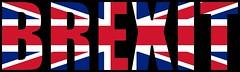 Brexit font and UK flag (CC0, public domain) (swissbert) Tags: uk logo politik unitedkingdom britain politics eu font schrift fahne flagge europeanunion publicdomain grossbritannien britisch europischeunion cc0 brexit
