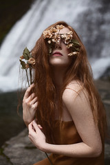 When my plants are all in bloom. 312/365 (aleah michele) Tags: flower flowers plants vine hair redhair longhair redhead orange golden bronze copper freckles freckle freckled vulnerable waterfall water waves waters waterfalls wall conceptual conceptualportrait concept cold color calm chill christian beautiful broken light lovely love lady nature natural onceuponatime ophelia fairytale face fantasy fall 365 365project emotion eyes emotional emerge empty eye evening emotive elegant evergreen
