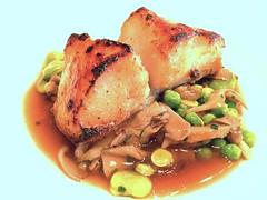 (LaTur) Tags: fish dcist cod foodie misocod