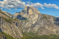 (Marc Crumpler (Ilikethenight)) Tags: california trees mountains clouds canon 24105mmf4l afternoon hiking yosemite halfdome sierras 6d upperyosemitefallstrail canon6d marccrumpler