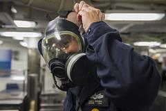 160615-N-EO381-026 (CNE CNA C6F) Tags: pier norfolk navy destroyer atlanticocean biological deployment mediterraneansea chemical heave gasmasks mc3 cvw3 cvn69 radiological replenishmentatsea mooringlines ussroosevelt ussdwightdeisenhower militarysealiftcommand ussnitze ddg80 ussmonterey cg61 cg56 ddg55 carrierairwing3 forwarddeployed ussmason ddg87 ussstout arleighburkeclassguidedmissiledestroyer 5thfleet eisenhowercarrierstrikegroup taoe ddg94 desron26 mh60rseahawk 6thfleet destroyersquadron26 masscommunicationspecialist3rdclass cmdcm hsm74 ikecsg carrierstrikegroup10 caseyjhopkins cmdrpaulkaylor usssanjacento helicoptermaritimestrikesquadron74 fastcombatsupportshipusnsarctic commandmasterchiefseanbrown