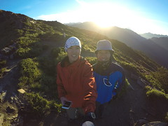 (alamod951753) Tags: friends sunrise hiking taiwan   taroko nantou  gopro