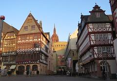 Frankfurt-Main-Rmer (thobern1) Tags: frankfurt main hessen germany rmer fachwerk truss colombage halftimberered