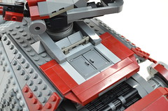 AT-TE25 (clebsmith) Tags: starwars lego walker