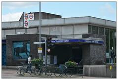 Blackhorse Road Station ... (junepurkiss) Tags: london bikes walthamstow blackhorseroadstation