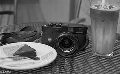 H273 #7 Coffee and camera