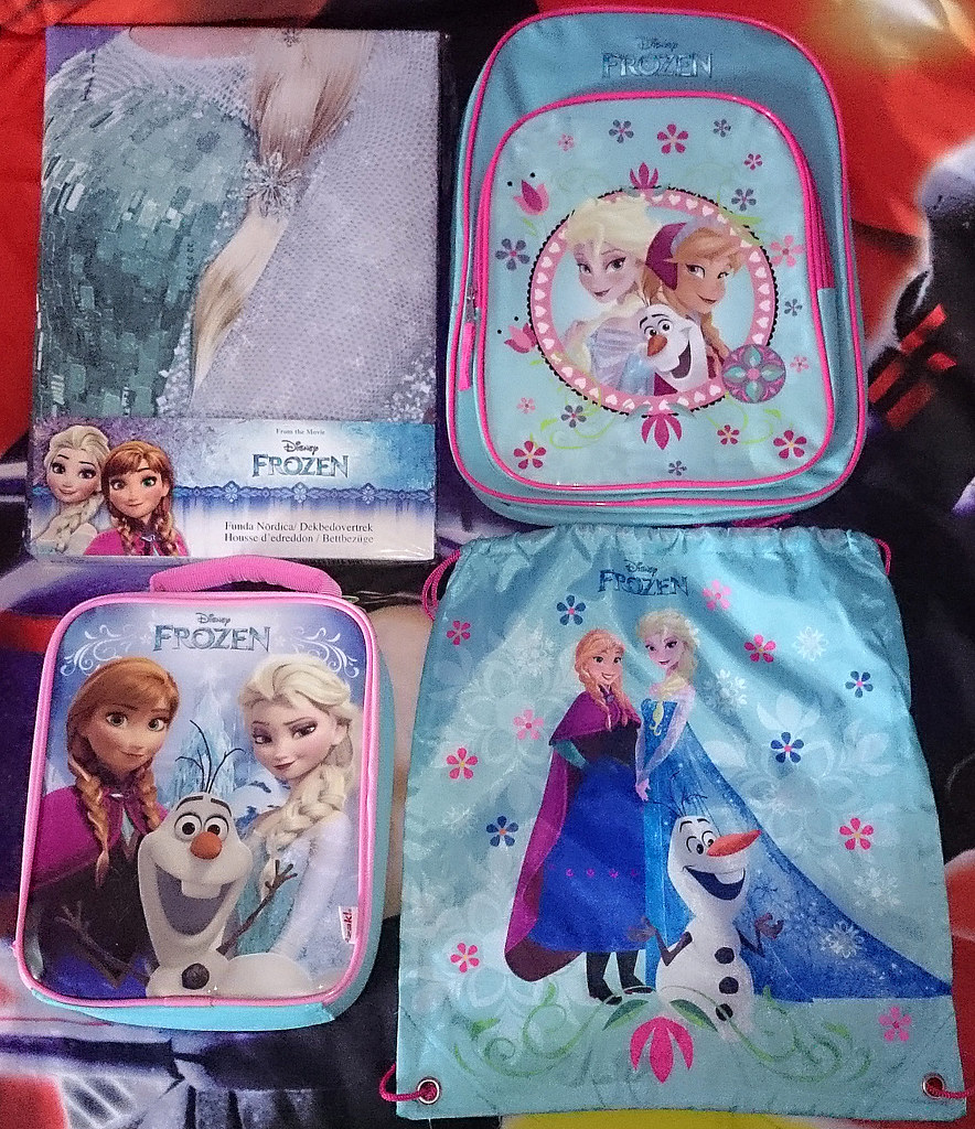 Amazon Funda Nordica Frozen.The World S Best Photos Of Merch And Olaf Flickr Hive Mind