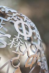Numbers, Letters & Symbols_4084 (adp777) Tags: letters symbols juameplensa numberssymbolsletters wavesiii davidsoncollegesculpture