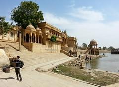 Jaisalmer (DJ SINGH) Tags: trip india beautiful shop canon hotel sam desert fort samsung railway safari camel stick jaisalmer rajasthan haveli selfie bhang