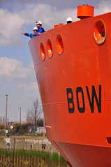 Bow (larry_antwerp) Tags: haven port ship vessel antwerp tanker schip odfjell bowsea 9215282