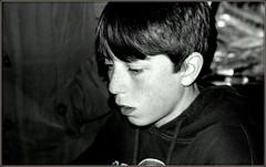 Concentration (* RICHARD M (Over 5 million views)) Tags: family portraits concentration portraiture determined candids euan determination inthezone