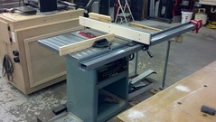 Miles Crystal Table Saw project