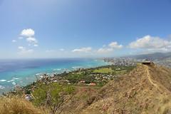 Diamond Head Waikiki Outlook (S.LAM Photography) Tags: outdoors hawaii waikiki head hike diamond bunker crater hawaiian honolulu