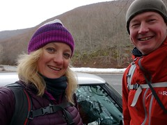 """Edita and me at the car park by Chalet Sirente • <a style=""""font-size:0.8em;"""" href=""""http://www.flickr.com/photos/41849531@N04/17196372009/"""" target=""""_blank"""">View on Flickr</a>"""