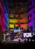 BBC Broadcasting House on Election Night 2015