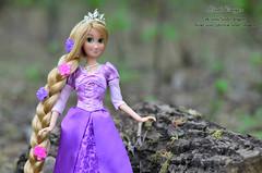 Rapunzel 08 (Lindi Dragon) Tags: doll dolls disney rapunzel disneystore tangled disneyprincess