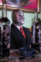 446A9285 (Black Terry Jr) Tags: mask wrestling mascara lucha libre santo hijo plateada