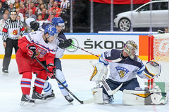 """IIHF WC15 QF Czech Republic vs. Finland 14.05.2015 076.jpg • <a style=""""font-size:0.8em;"""" href=""""http://www.flickr.com/photos/64442770@N03/17490357358/"""" target=""""_blank"""">View on Flickr</a>"""